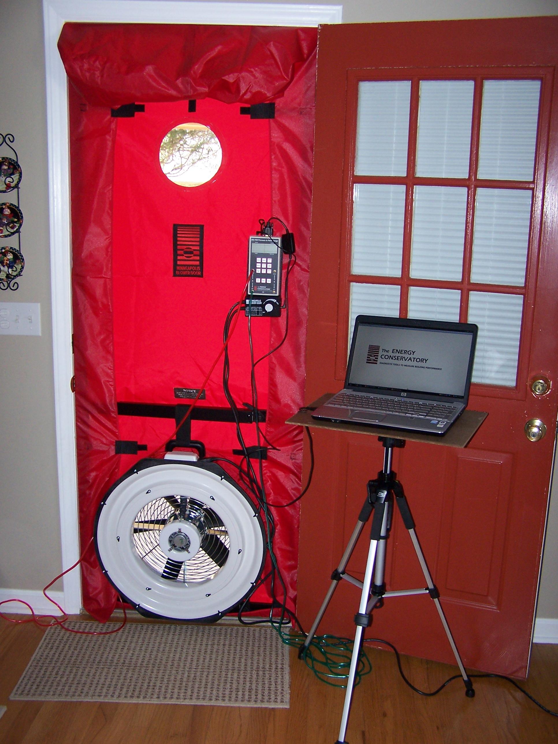 home energy audit carolina home performance inc. Black Bedroom Furniture Sets. Home Design Ideas